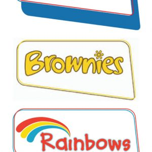 Brownies, Guides and Rainbows